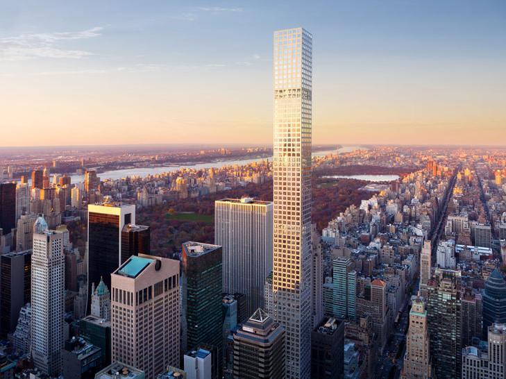西半球最高大楼