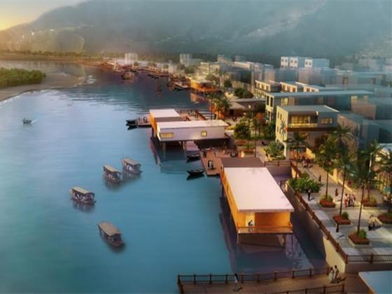 巽尞新港酒店式公寓规划