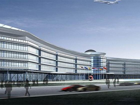 国航总部办公楼