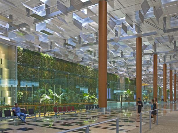 新加坡樟宜机场3号航站楼