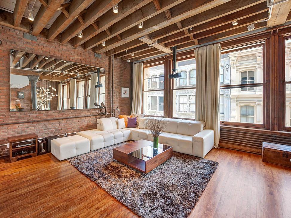 奢华的阁楼公寓