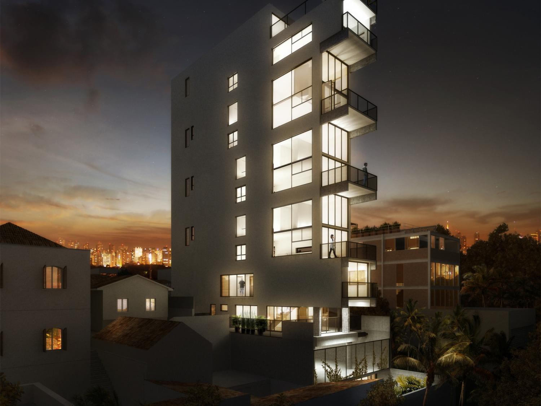 巴西纤细住宅大厦