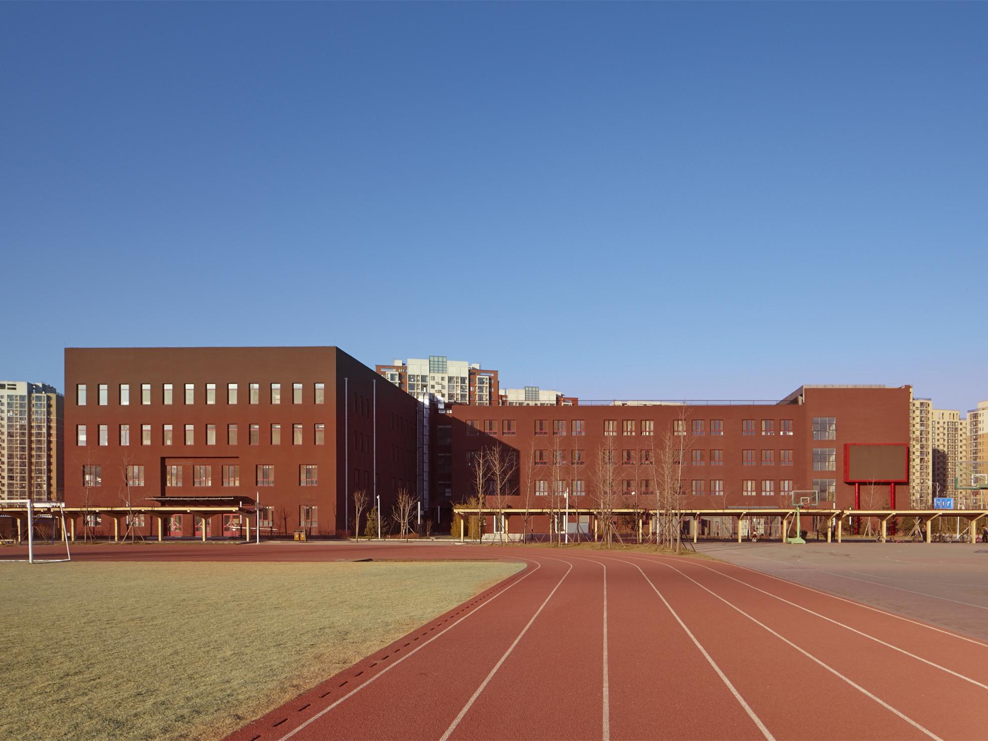北京十一学校亦庄分校