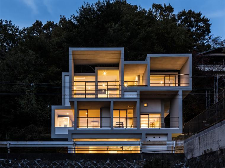 日本滑动住宅