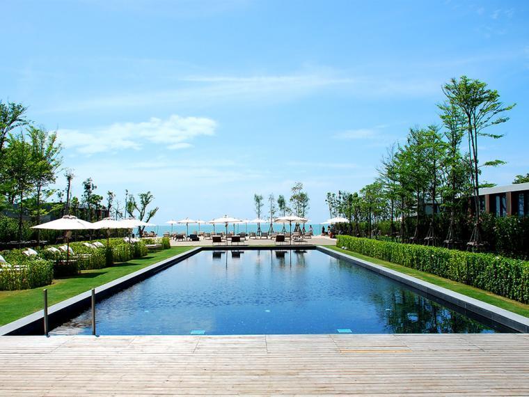 泰国Alila cha am度假酒店