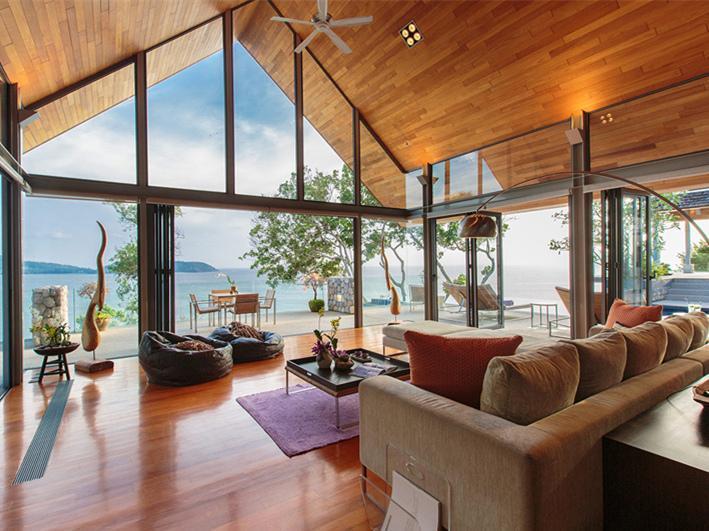 泰国普吉岛哈尔玛利亚别墅