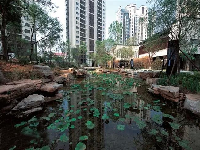 天津泰达▪格调竹境住宅景观
