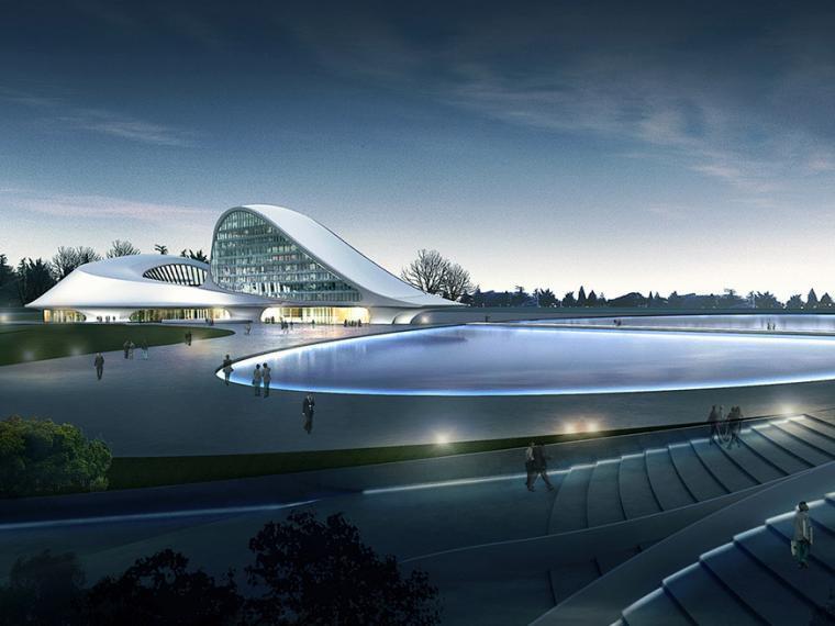 哈尔滨文化岛