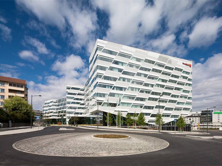 瑞典斯德哥尔摩银行总部