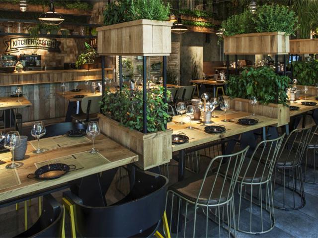 塞格夫厨房花园餐厅