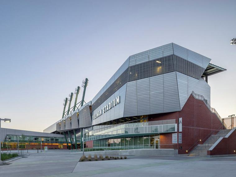 美国杜兰大学Yulman体育场