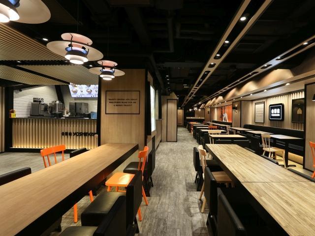 香港吉野家快餐厅-1