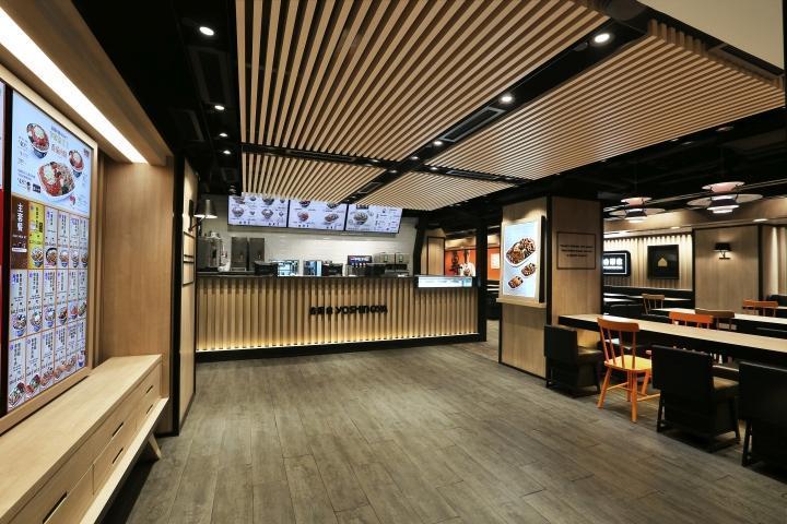 香港吉野家快餐厅-2