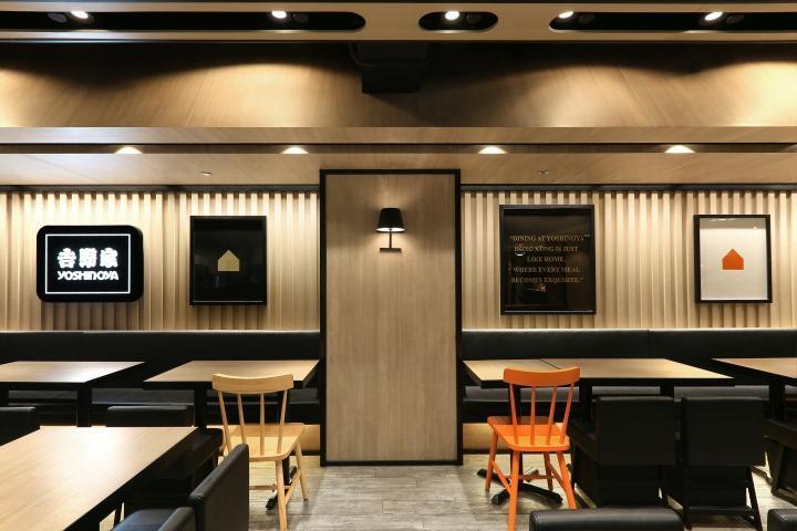 香港吉野家快餐厅-4