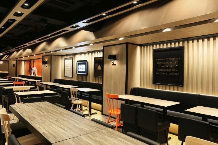 香港吉野家快餐厅-5