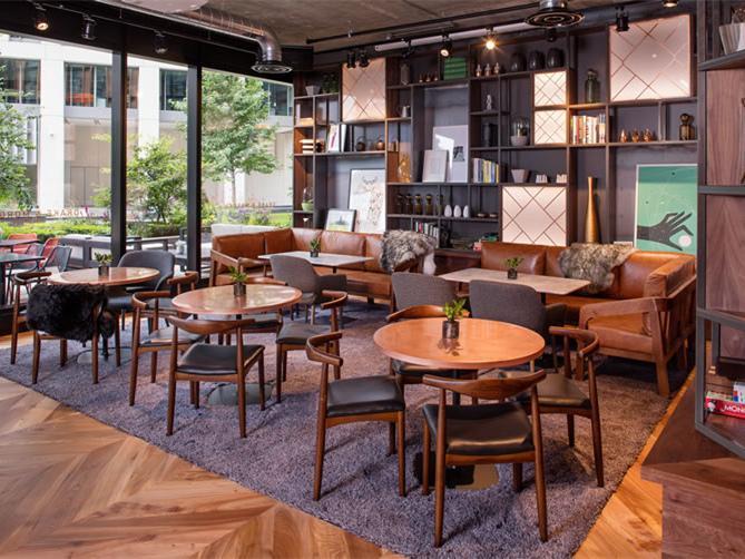 英国Drake & Morgan酒吧餐厅