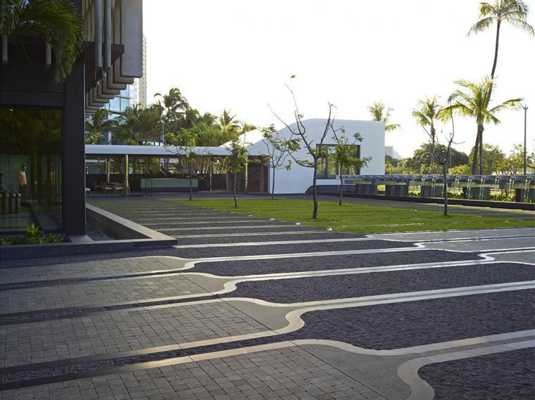 美国IBM Honolulu广场