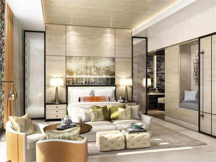 现代卧室的设计理念