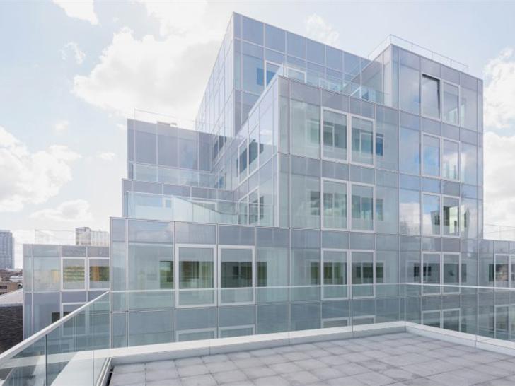 荷兰鹿特丹政府办公大楼