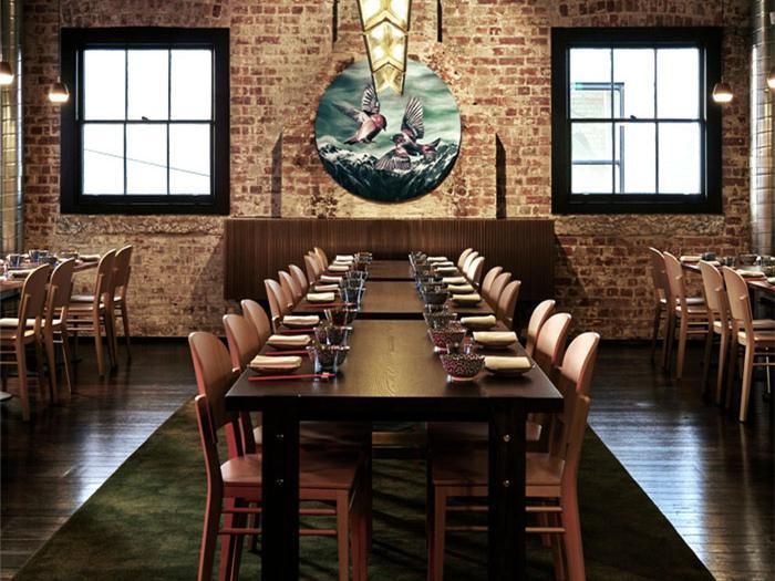 墨尔本LEE HO FOOK餐厅