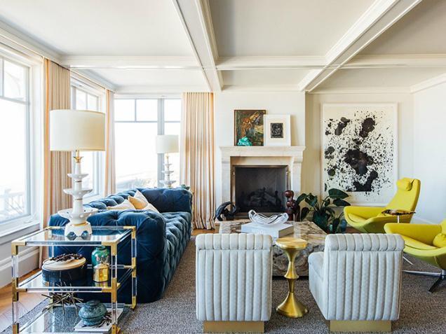 优雅有趣的家居空间