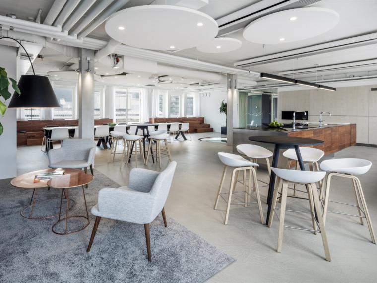 瑞典Heimstaden公司办公室第1张图片