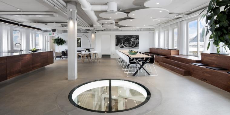 瑞典Heimstaden公司办公室室内实-瑞典Heimstaden公司办公室第5张图片