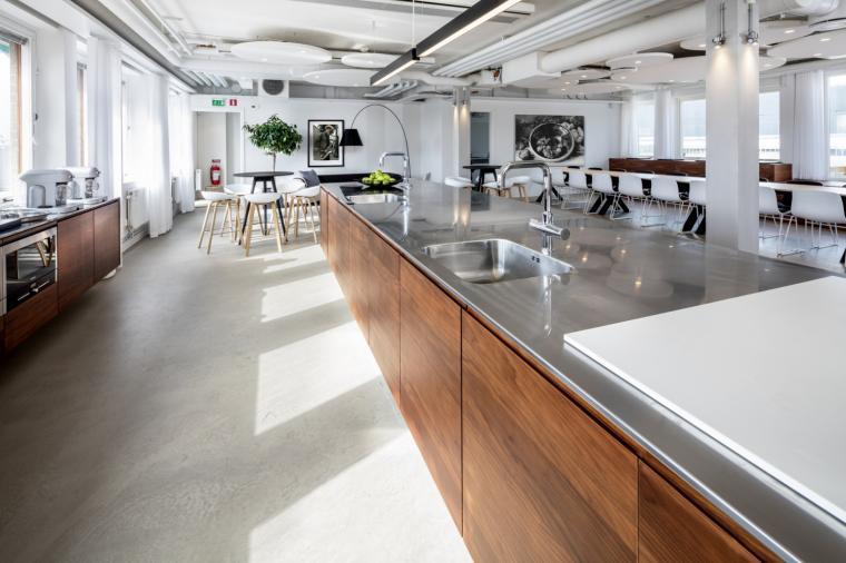 瑞典Heimstaden公司办公室室内实-瑞典Heimstaden公司办公室第6张图片