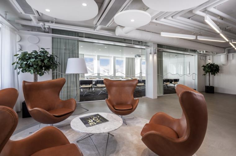 瑞典Heimstaden公司办公室室内实-瑞典Heimstaden公司办公室第11张图片