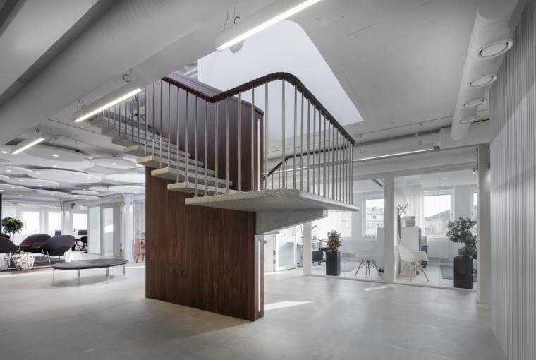 瑞典Heimstaden公司办公室室内实-瑞典Heimstaden公司办公室第12张图片