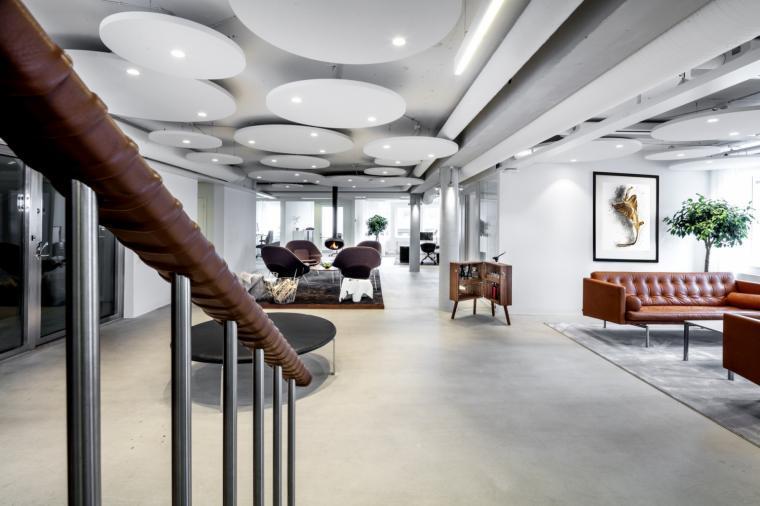 瑞典Heimstaden公司办公室室内实-瑞典Heimstaden公司办公室第14张图片