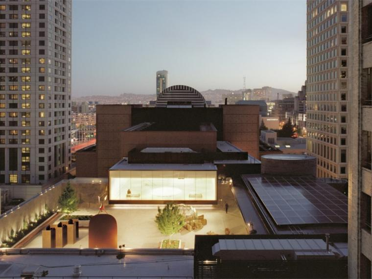 美国现代艺术博物馆雕塑花园