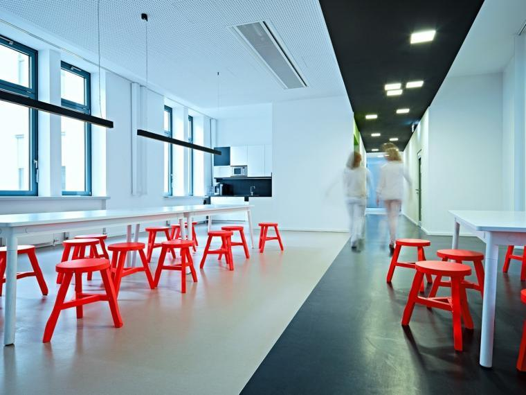 德国Groupon公司时尚办公室