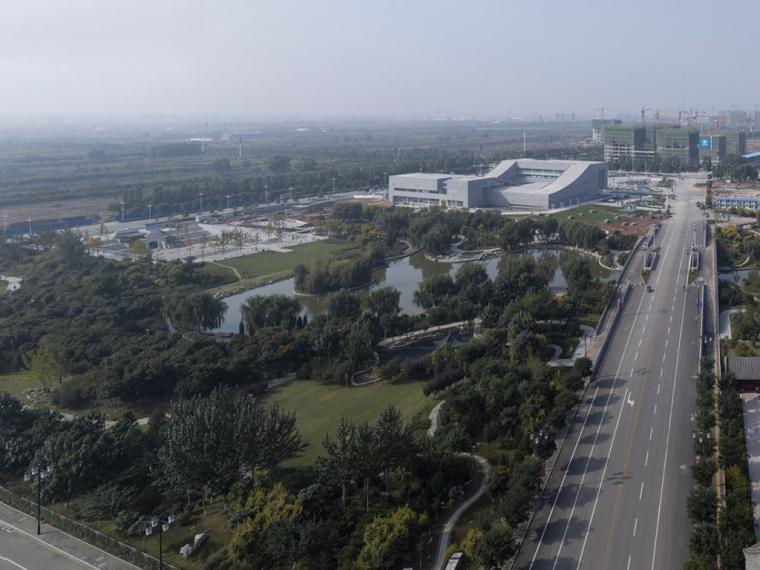 晋中城市规划展示馆