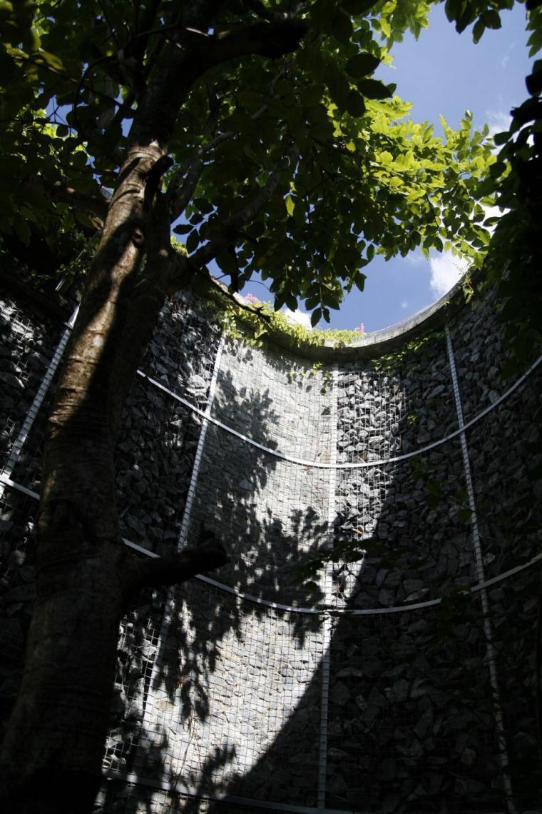 越南超原生态的建筑工作室外部实-越南超原生态的建筑工作室第6张图片