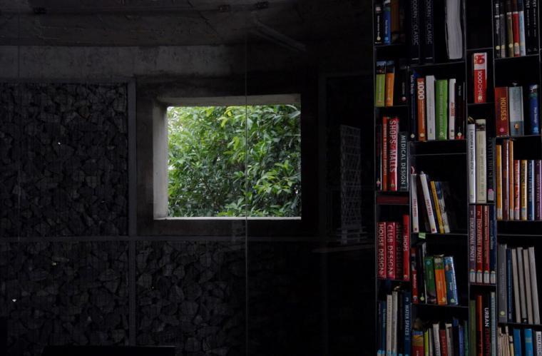 越南超原生态的建筑工作室内部实-越南超原生态的建筑工作室第10张图片