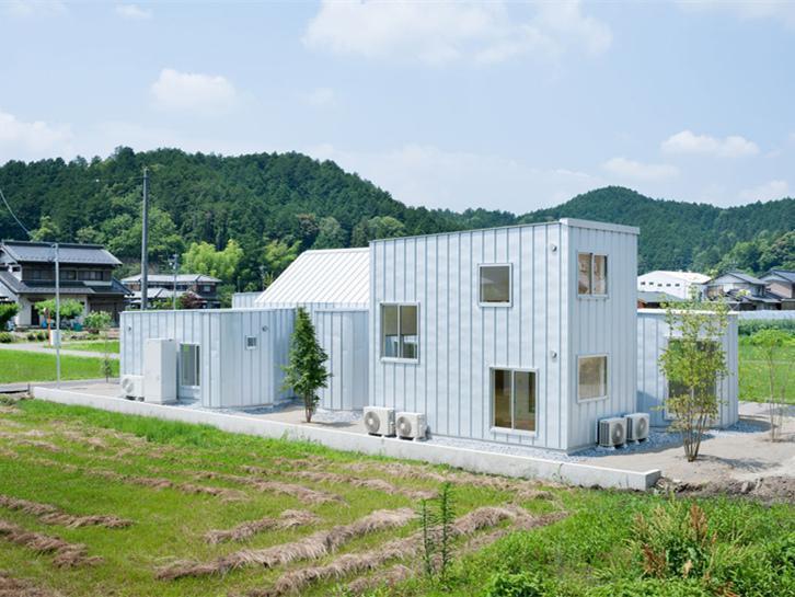 日本金属N号别墅
