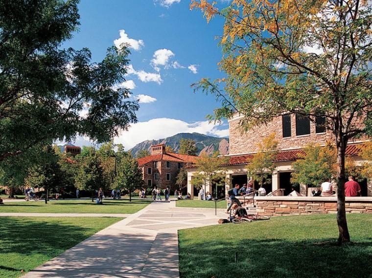 美国Colorado大学