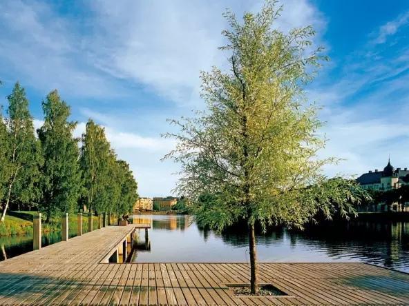 台中Sandgrund公园绿园道