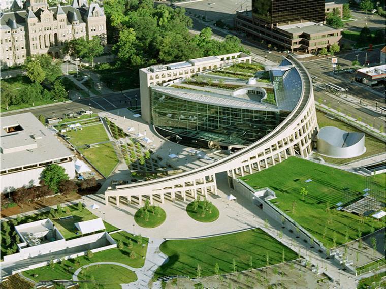 美国犹他州中心图书馆
