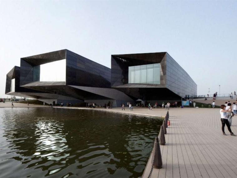 西安国际园艺博览会主题馆