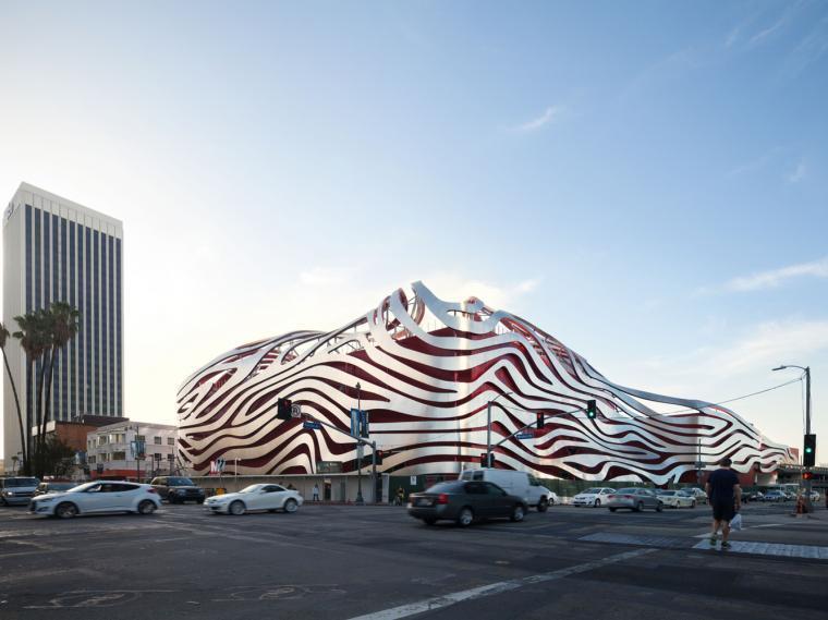 Isuzu汽车博物馆资料下载-美国彼得森汽车博物馆