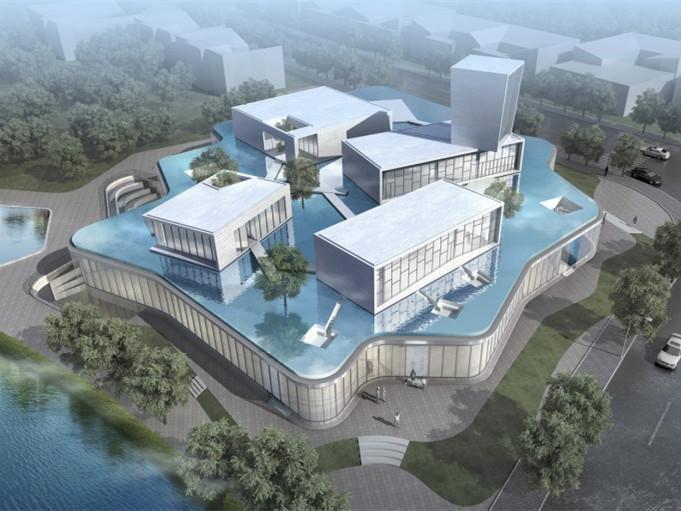 宁波万科慈城会所