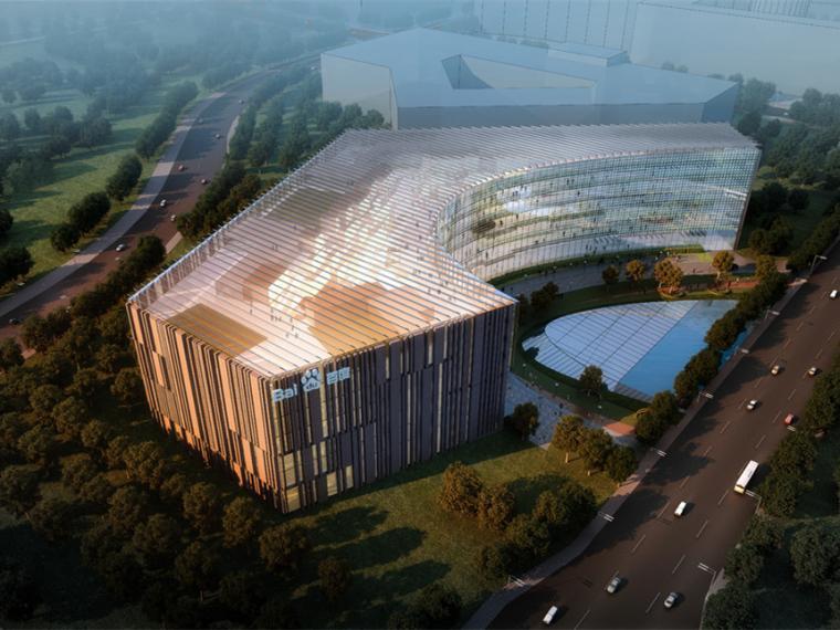 北京百度科技园
