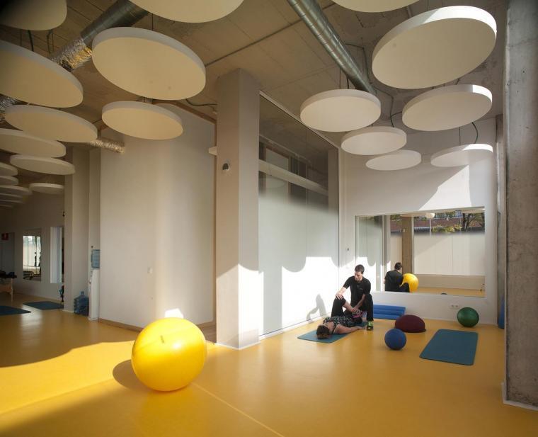 西班牙R3活动疗养中心内部实景图-西班牙R3活动疗养中心第4张图片