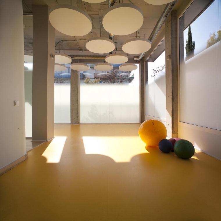 西班牙R3活动疗养中心内部实景图-西班牙R3活动疗养中心第5张图片