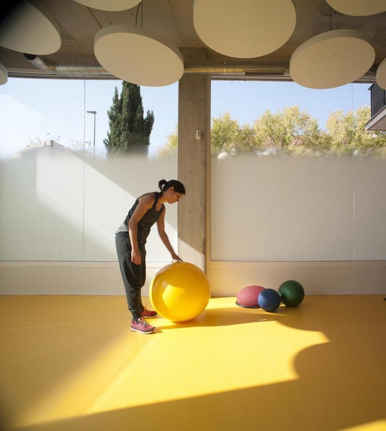 西班牙R3活动疗养中心内部实景图-西班牙R3活动疗养中心第7张图片