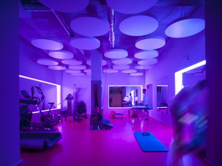 西班牙R3活动疗养中心内部实景图-西班牙R3活动疗养中心第8张图片