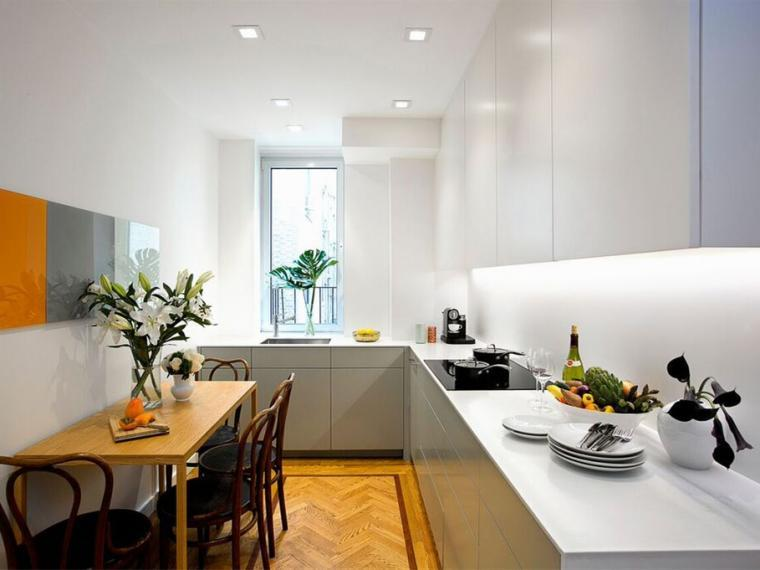 美国公寓展中的新颖厨房