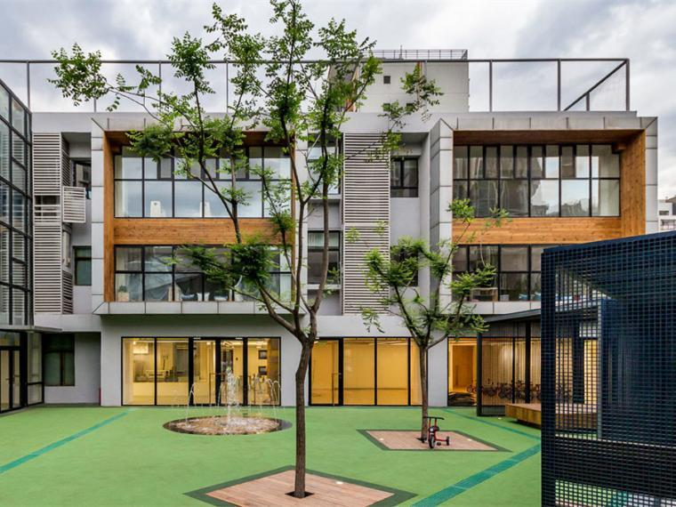淘乐思CBD幼儿园改造